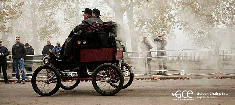 London Brighton Veteran Car Run